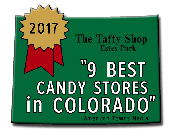 The Taffy Shop Best Taffy in Estes Park